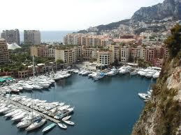Monaco's Port Hercules