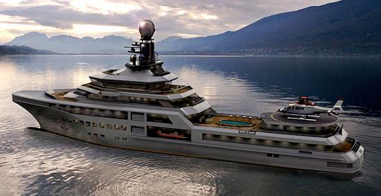 Yachts Going Green